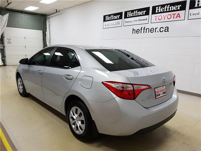 2016 Toyota Corolla CE (Stk: 185634) in Kitchener - Image 6 of 19
