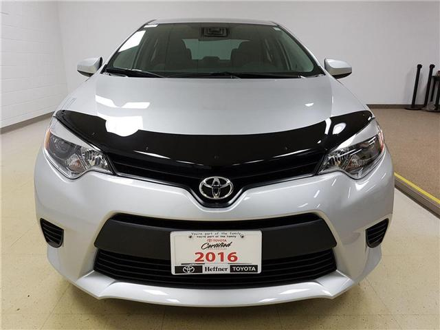 2016 Toyota Corolla CE (Stk: 185634) in Kitchener - Image 7 of 19