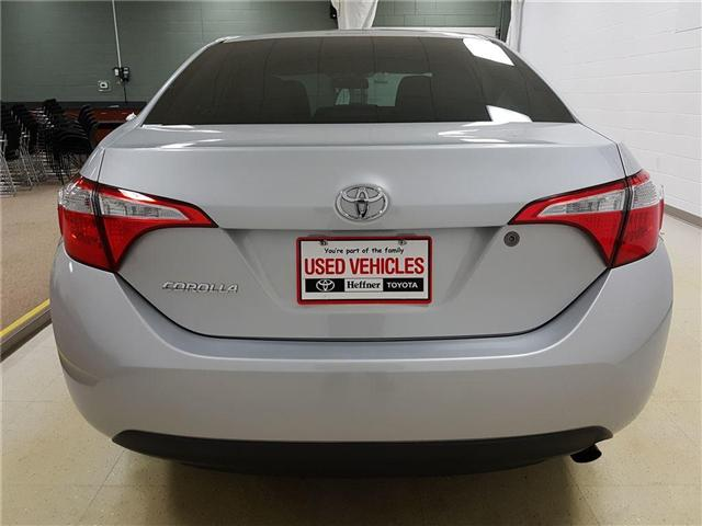 2016 Toyota Corolla CE (Stk: 185634) in Kitchener - Image 8 of 19