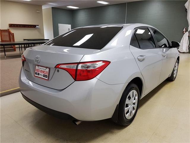 2016 Toyota Corolla CE (Stk: 185634) in Kitchener - Image 9 of 19