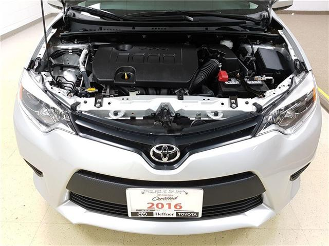 2016 Toyota Corolla CE (Stk: 185634) in Kitchener - Image 18 of 19
