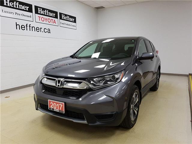 2017 Honda CR-V LX (Stk: 185409) in Kitchener - Image 1 of 21