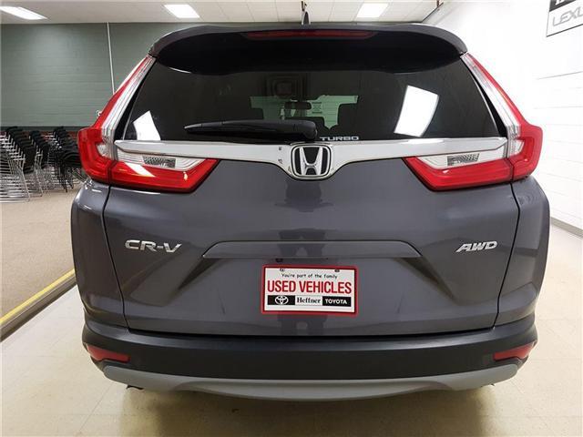 2017 Honda CR-V LX (Stk: 185409) in Kitchener - Image 8 of 21