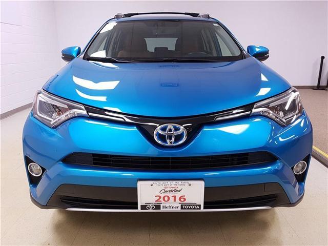 2016 Toyota RAV4 Hybrid  (Stk: 185619) in Kitchener - Image 7 of 22