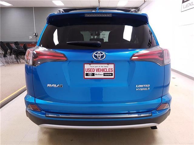 2016 Toyota RAV4 Hybrid  (Stk: 185619) in Kitchener - Image 8 of 22