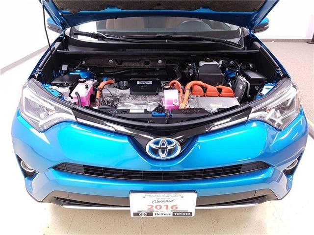 2016 Toyota RAV4 Hybrid  (Stk: 185619) in Kitchener - Image 21 of 22