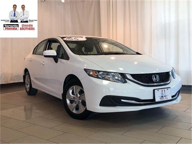 2015 Honda Civic LX (Stk: 36860) in Toronto - Image 1 of 27