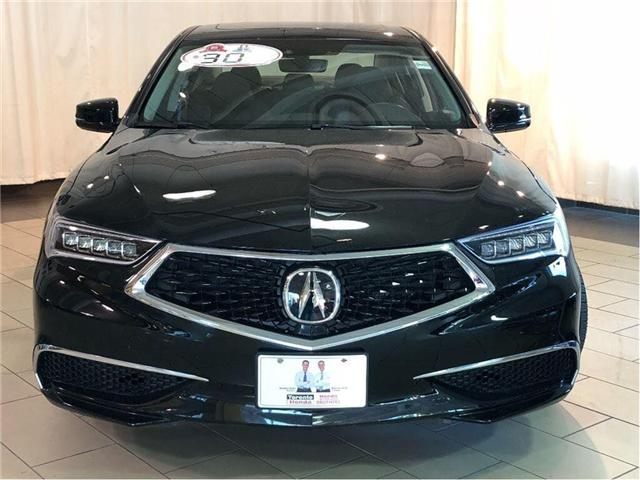 2018 Acura TLX 2.4L W/ TECHNOLOGY PACKAGE | LEATHER | NAVIGATION (Stk: 37287) in Toronto - Image 2 of 25