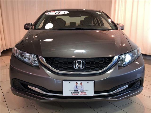 2013 Honda Civic LX (Stk: 36962) in Toronto - Image 2 of 26