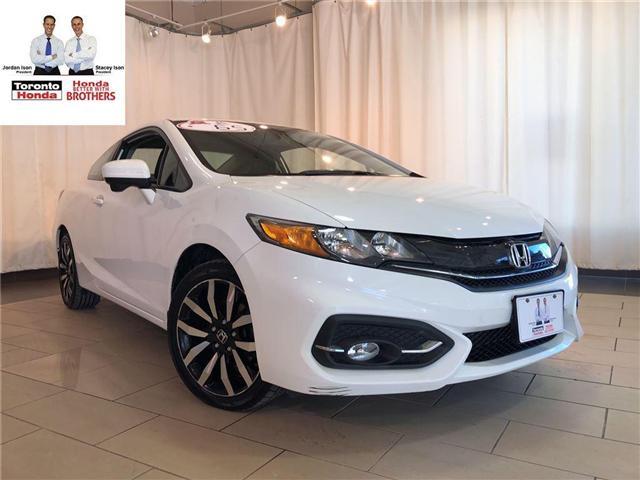2014 Honda Civic EX-L (Stk: 37028) in Toronto - Image 1 of 24