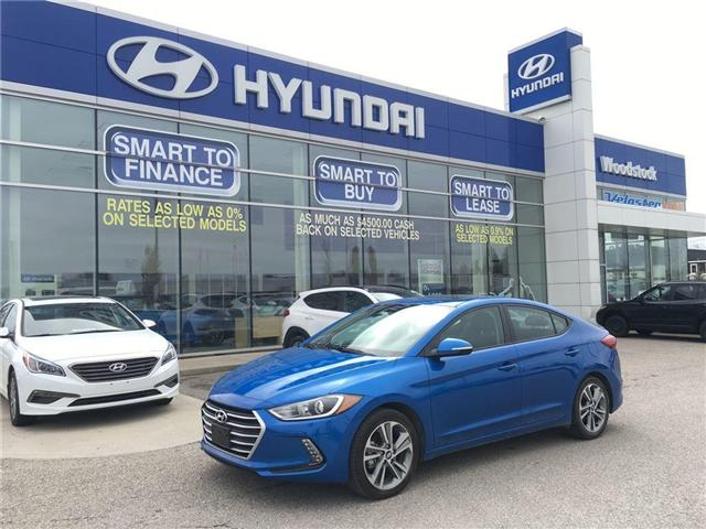 2017 Hyundai Elantra GLS (Stk: HD17052) in Woodstock - Image 1 of 16