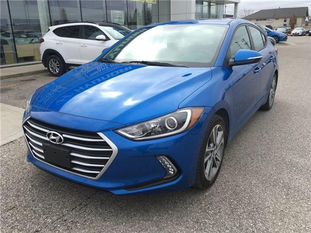 2017 Hyundai Elantra GLS (Stk: HD17052) in Woodstock - Image 2 of 16