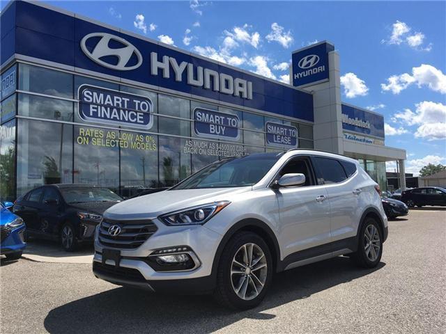 2017 Hyundai Santa Fe Sport  (Stk: HD17092) in Woodstock - Image 1 of 27