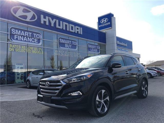 2017 Hyundai Tucson  (Stk: HD17110) in Woodstock - Image 1 of 30