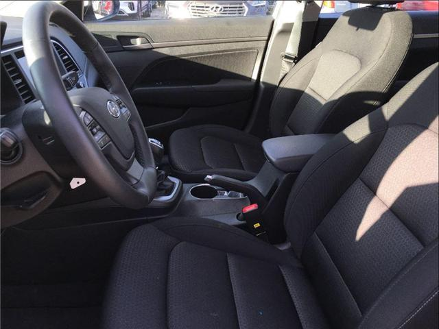 2018 Hyundai Elantra  (Stk: HD18001) in Woodstock - Image 13 of 27