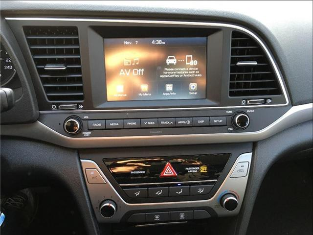 2018 Hyundai Elantra  (Stk: HD18001) in Woodstock - Image 20 of 27