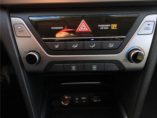 2018 Hyundai Elantra  (Stk: HD18001) in Woodstock - Image 21 of 27