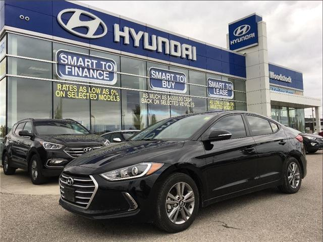 2018 Hyundai Elantra  (Stk: HD18000) in Woodstock - Image 1 of 27