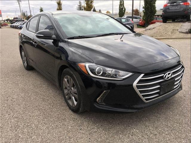 2018 Hyundai Elantra  (Stk: HD18000) in Woodstock - Image 8 of 27