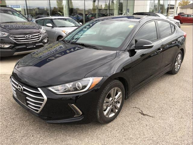2018 Hyundai Elantra  (Stk: HD18000) in Woodstock - Image 10 of 27