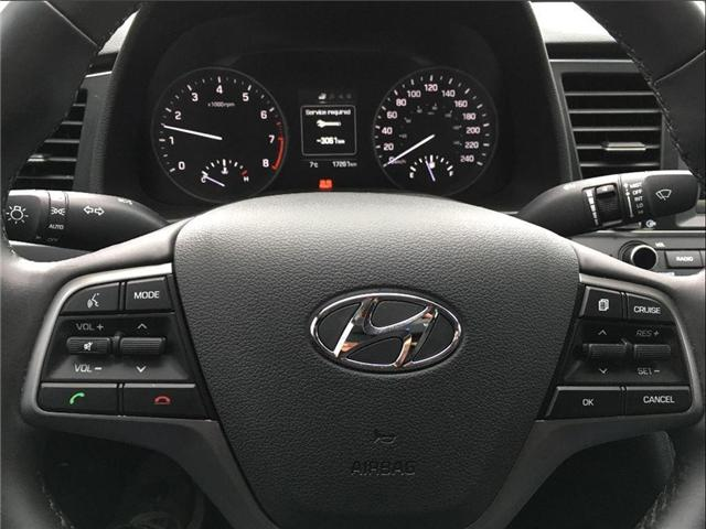 2018 Hyundai Elantra  (Stk: HD18000) in Woodstock - Image 15 of 27