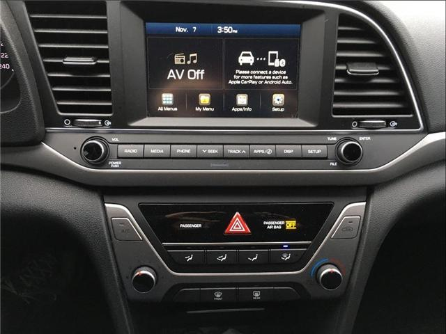 2018 Hyundai Elantra  (Stk: HD18000) in Woodstock - Image 20 of 27