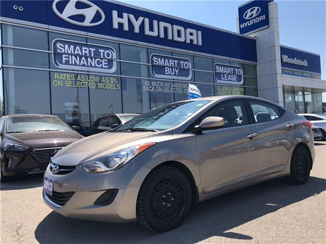 2013 Hyundai Elantra  (Stk: HD17070A) in Woodstock - Image 1 of 27