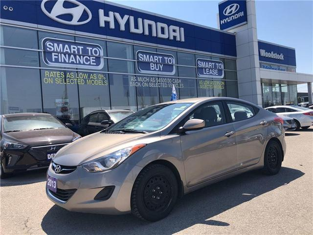 2013 Hyundai Elantra  (Stk: HD17070A) in Woodstock - Image 2 of 27