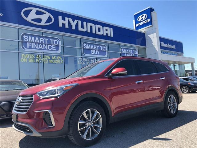 2018 Hyundai Santa Fe XL  (Stk: HD18015) in Woodstock - Image 1 of 29