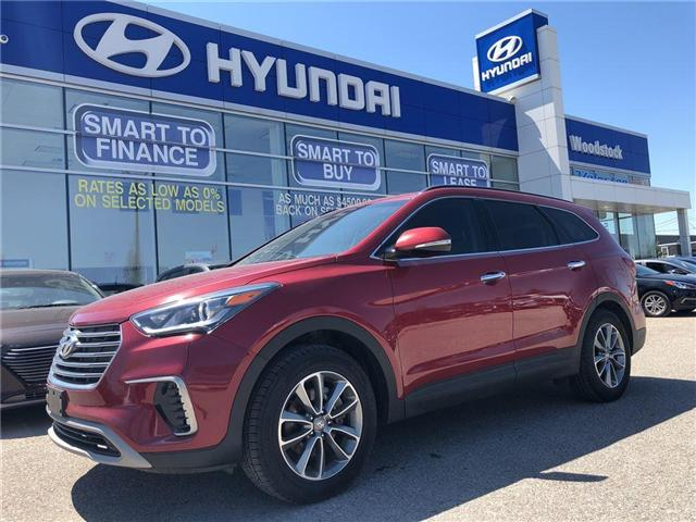 2018 Hyundai Santa Fe XL  (Stk: HD18015) in Woodstock - Image 2 of 29