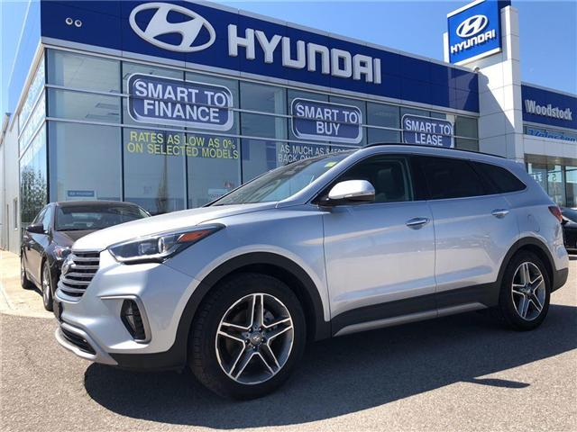 2018 Hyundai Santa Fe XL  (Stk: HD18014) in Woodstock - Image 1 of 30