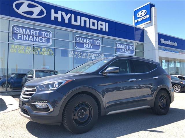 2018 Hyundai Santa Fe Sport  (Stk: HD18012) in Woodstock - Image 1 of 26