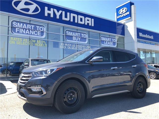 2018 Hyundai Santa Fe Sport  (Stk: HD18012) in Woodstock - Image 2 of 26