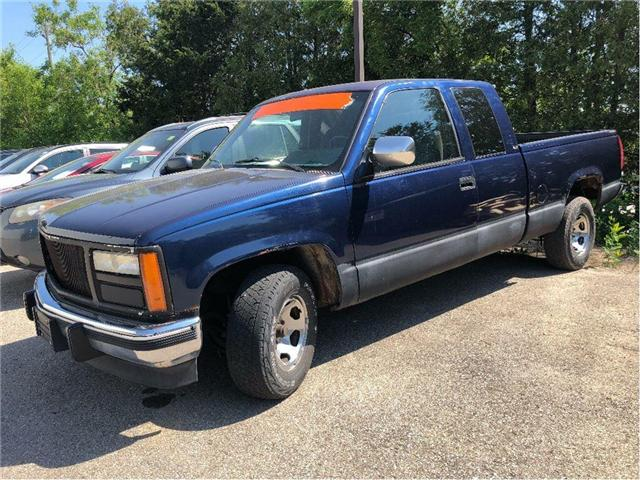 1993 GMC Sierra 1500 - (Stk: P1186) in Woodstock - Image 1 of 17
