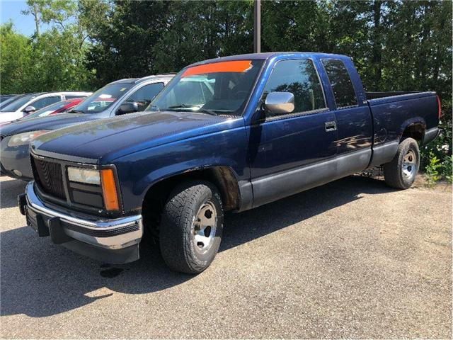 1993 GMC Sierra 1500 - (Stk: P1186) in Woodstock - Image 2 of 17