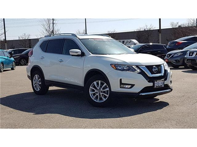2018 Nissan Rogue  (Stk: N19169) in Guelph - Image 1 of 16