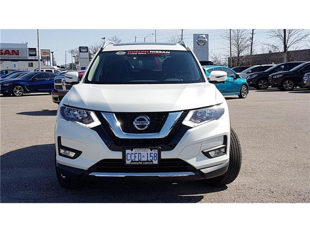 2018 Nissan Rogue  (Stk: N19169) in Guelph - Image 2 of 16