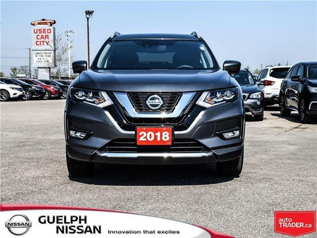 2018 Nissan Rogue  (Stk: N19181) in Guelph - Image 2 of 22