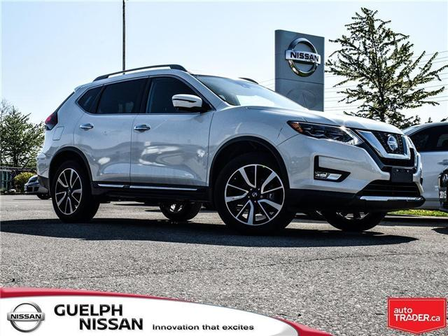 2018 Nissan Rogue SL (Stk: N19162) in Guelph - Image 1 of 22