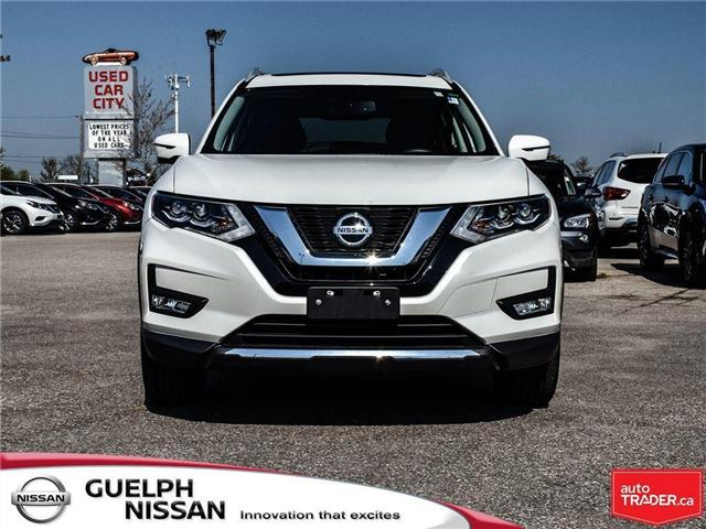 2018 Nissan Rogue SL (Stk: N19162) in Guelph - Image 2 of 22