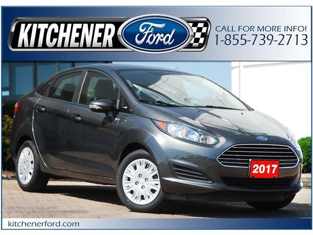 2017 Ford Fiesta SE (Stk: 7A4870) in Kitchener - Image 1 of 12