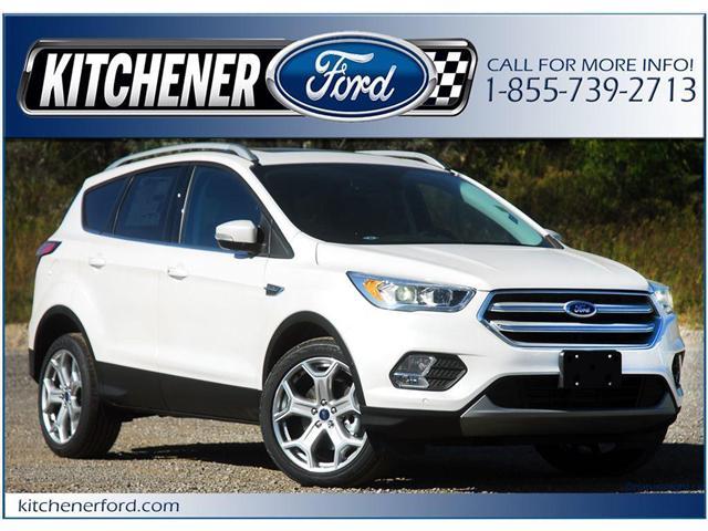 2018 Ford Escape Titanium (Stk: 8E1130) in Kitchener - Image 1 of 4
