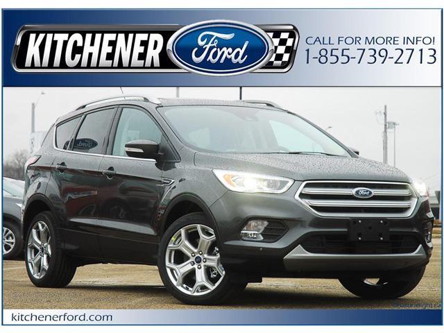 2018 Ford Escape Titanium (Stk: 8E5820) in Kitchener - Image 1 of 4