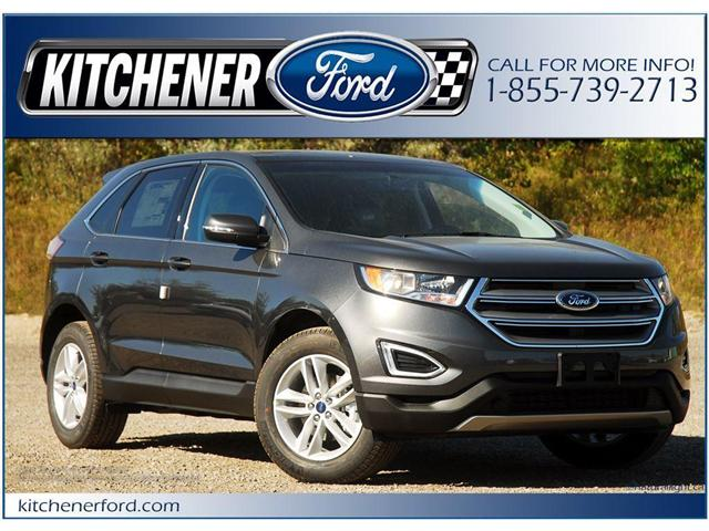 2018 Ford Edge SEL (Stk: 8D7430) in Kitchener - Image 1 of 3