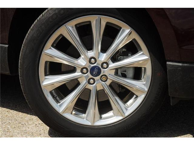 2018 Ford Edge Titanium (Stk: 8D2720) in Kitchener - Image 2 of 7