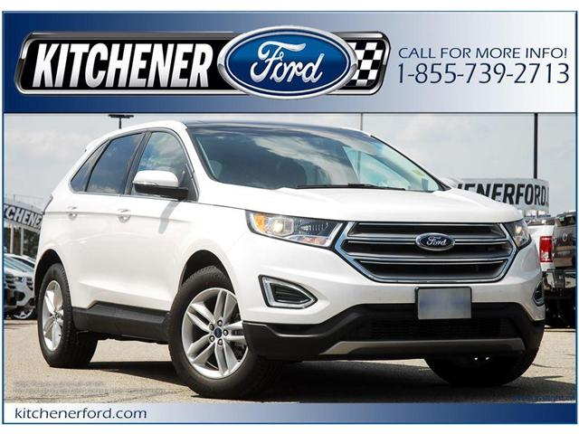 2018 Ford Edge SEL (Stk: 8D2730) in Kitchener - Image 1 of 6