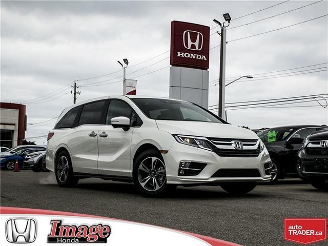 2019 Honda Odyssey  (Stk: 9V43) in Hamilton - Image 1 of 18