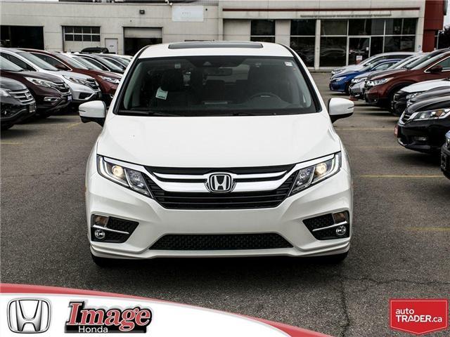 2019 Honda Odyssey  (Stk: 9V43) in Hamilton - Image 2 of 18