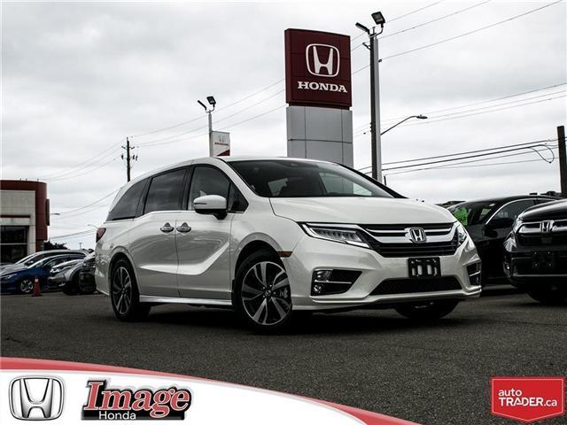 2019 Honda Odyssey Touring (Stk: 9V44) in Hamilton - Image 1 of 21
