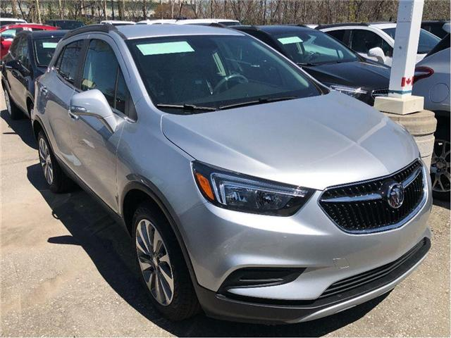 2018 Buick Encore Preferred (Stk: 649318) in Richmond Hill - Image 1 of 5